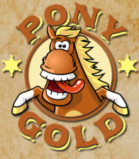 Pony Gold golden apple partyshot Luxury Spirits
